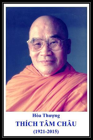 HT Thich Tam Chau