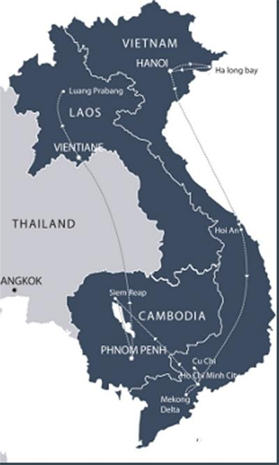 vn map