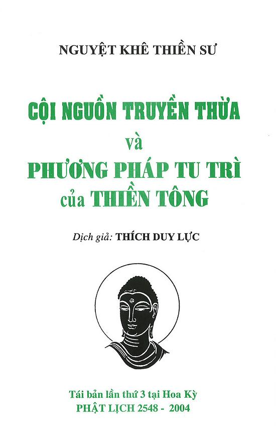 coi nguon truyen thua_HT Thich Duy Luc