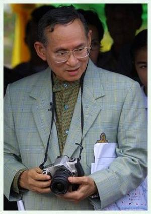 Vua Bhumibol Adulyadej-7