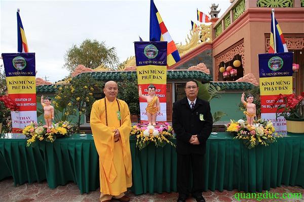 Tu Vien Quang Duc_Le Phat Dan 2015 (1)