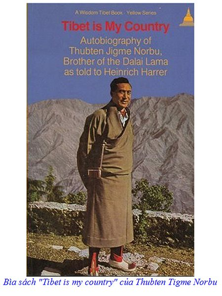 Norbu and his book