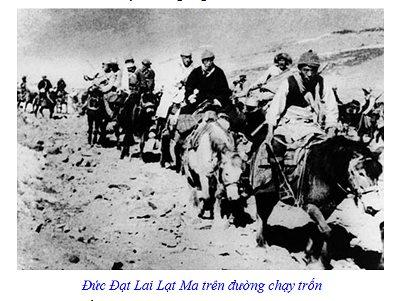 Dalai Lama dao thoat