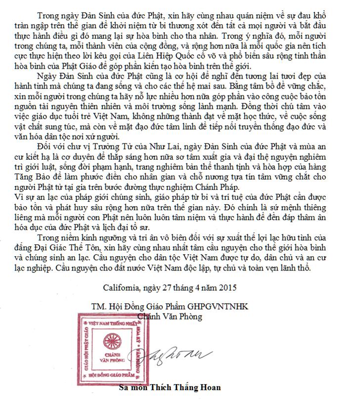 Thong Bach Phat Dan 2015_2_HT T hang Hoan