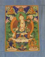white-tara-kalmyk-thangka-early-20th-century-palmov-national-museum-of-kalmykia
