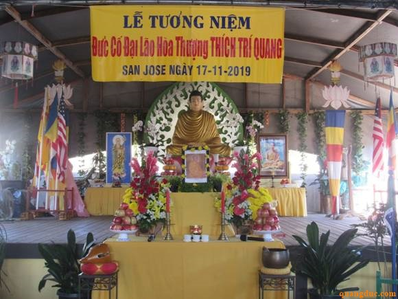 Le tuong niem HT Thich Tri Quang (2)
