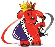 king-dog-ring