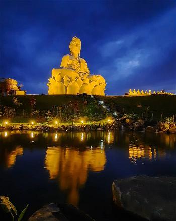 Khánh thành Tượng Phật Khổng lồ tại Brazil 3