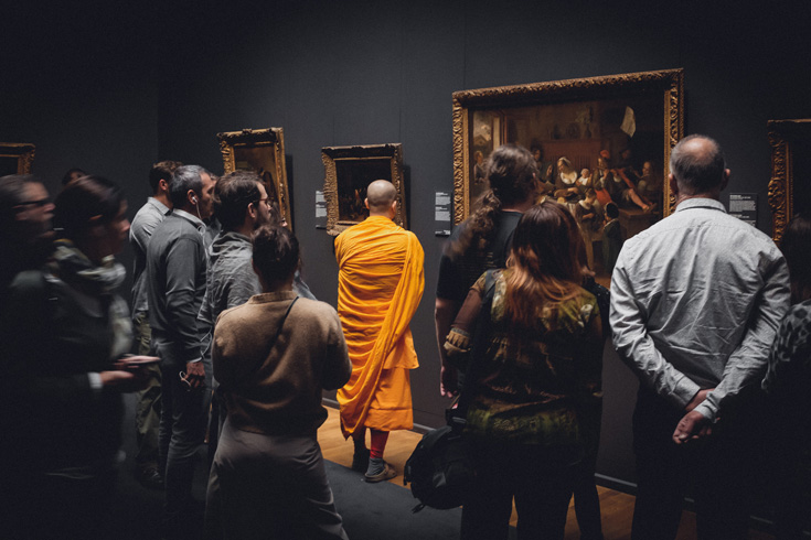 How Buddhists Can Benefit from Western Philosophy