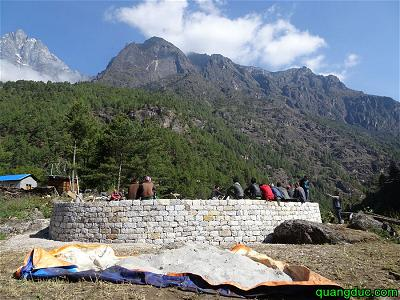 Himalayan Sherpa Hospital building project (17)