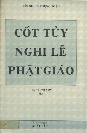 ht thich tin nghia-cot tuy nghi le phat giao