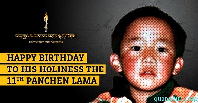 His Holiness the Panchen Lama 2
