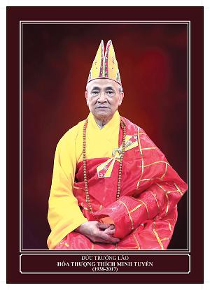 Chan Dung HT Thich Minh Tuyen_1938-2017-b