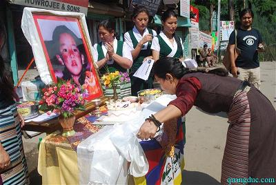 His Holiness the Panchen Lama 9