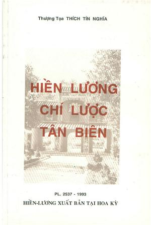 ht thich tin nghia-hien luong chi luoc tan bien