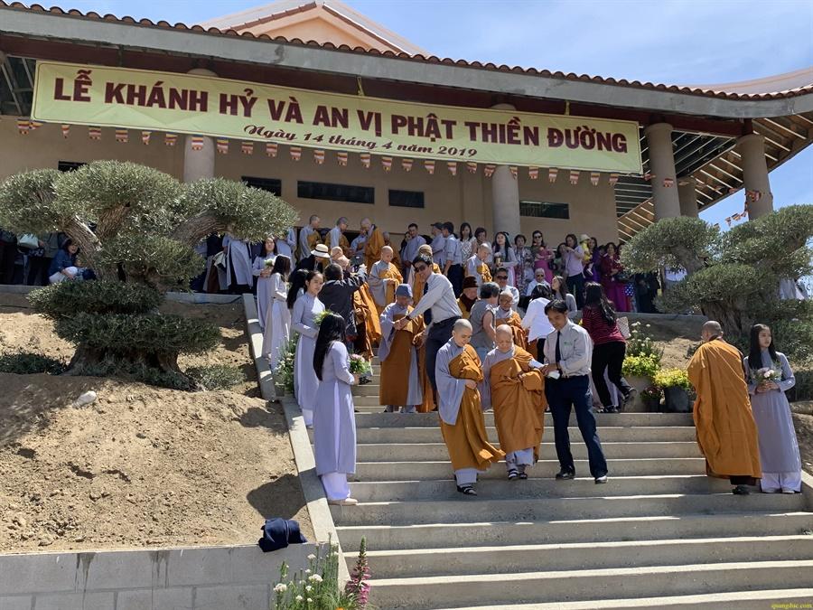 Le khanh thanh Thien vien Dai Dang (33)