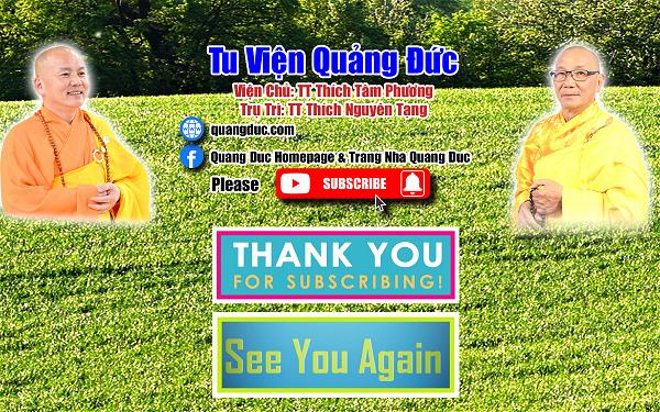 1--Tu Vien Quang Duc Youtube channel