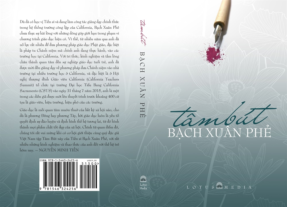 TAM BUT BACH XUAN PHE