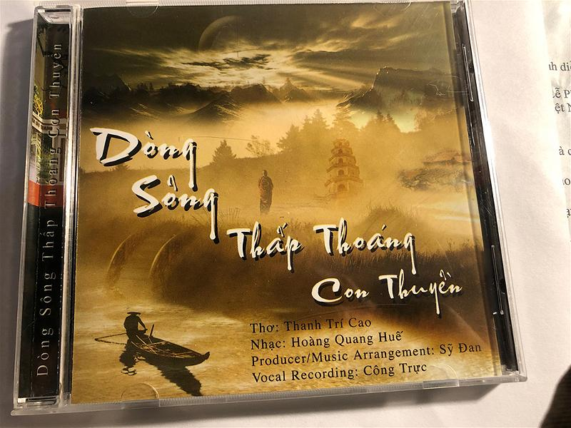 Dong song thap thoang con thuyen-Thanh Tri Cao