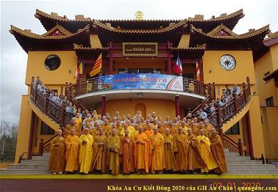 Le Tac Phap An tai chua Khanh Anh Evry -A181