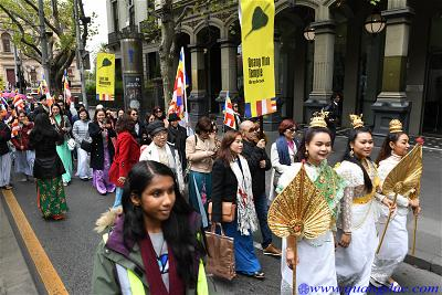 Vesak_2643_Melbourne city (130)