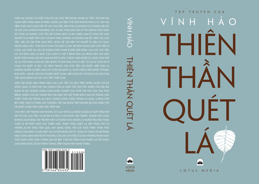 THIEN THAN QUET LA COVER - LOTUS