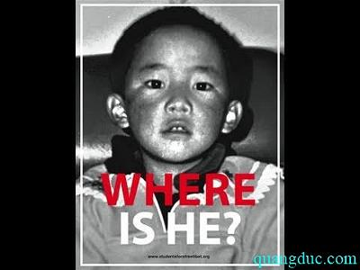 His Holiness the Panchen Lama 6