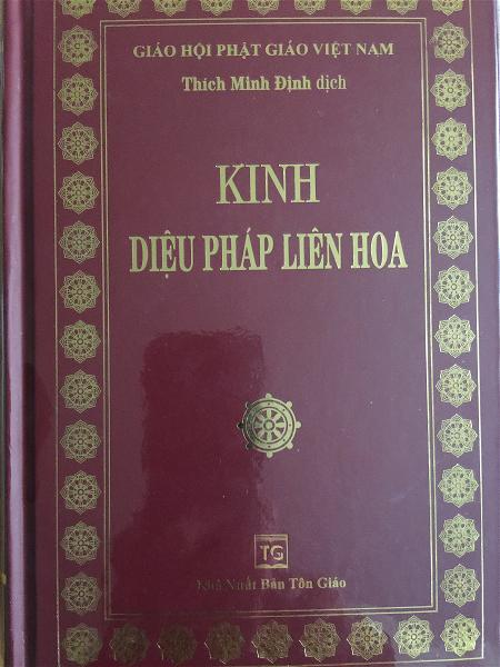 Kinh Phap Hoa. Thich Minh Dinh