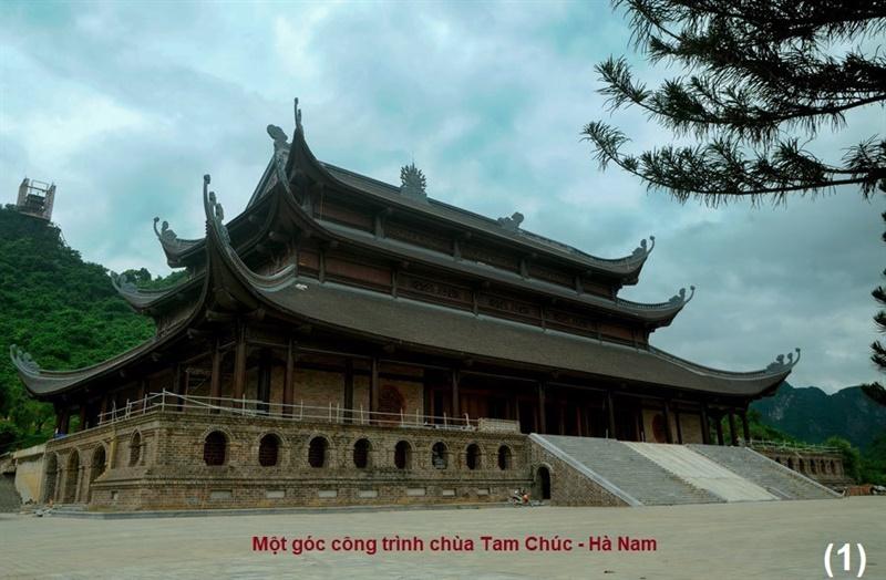 Chùa Tam Chúc Ba Sao Hà Nam: Chùa Tam Chúc ở Hà Nam, Một Công Trình Tâm Linh Tầm Cỡ