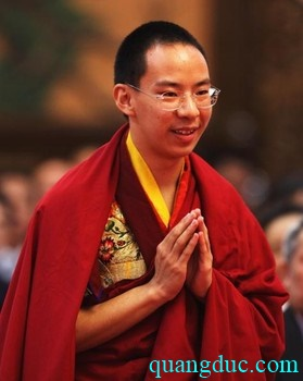 His Holiness the Panchen Lama-china