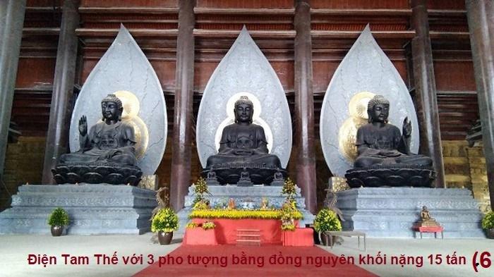 Hình ảnh Chùa Tam Chúc Hà Nam: Chùa Tam Chúc ở Hà Nam, Một Công Trình Tâm Linh Tầm Cỡ