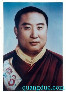 His Holiness the Panchen Lama 10a