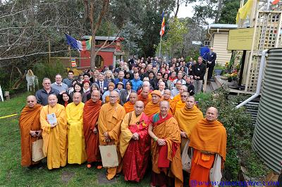 40 yeara_Buddhist Discussion Centre in Upwey (133)