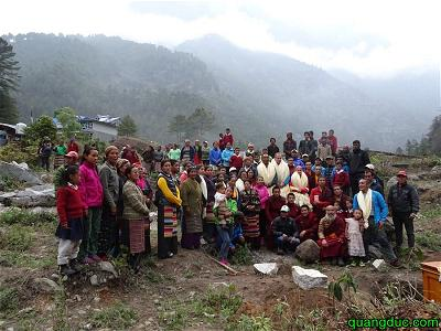 Himalayan Sherpa Hospital building project (19)