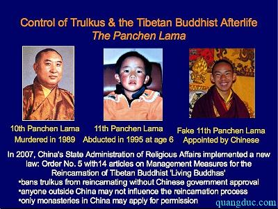 His Holiness the Panchen Lama 8