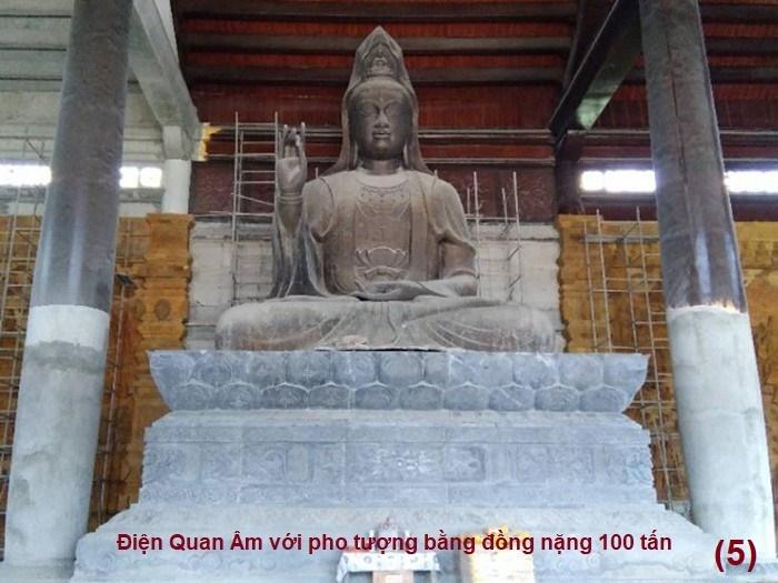 Chùa Tam Chúc Hà Nam: Chùa Tam Chúc ở Hà Nam, Một Công Trình Tâm Linh Tầm Cỡ