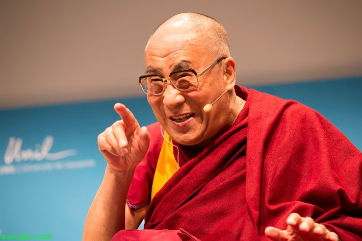 Tôi Yết Kiến Phật Sống Tây Tạng