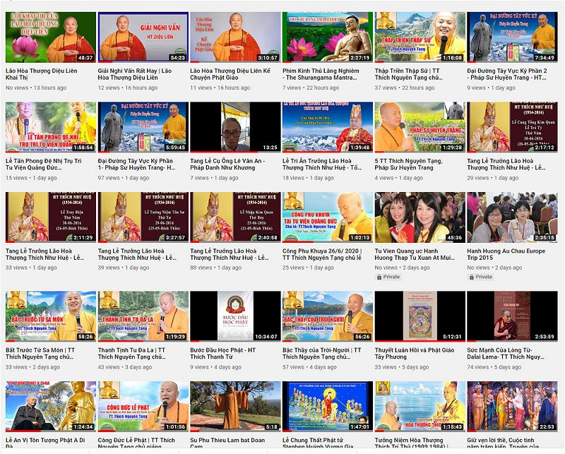 Tu Vien Quang Duc_Youtube channel-2