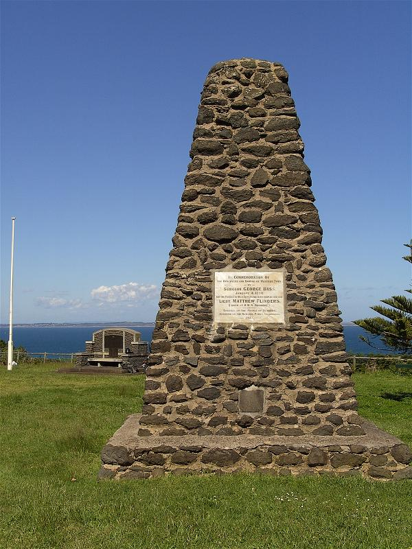 Flinders_Westernport_discovery_memorial