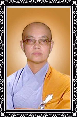 Ni Truong Thich Nu Nhu Thuy (1950-2018)