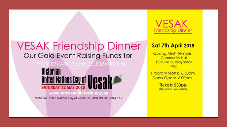 Vesak Friendship Dinner 2018-a