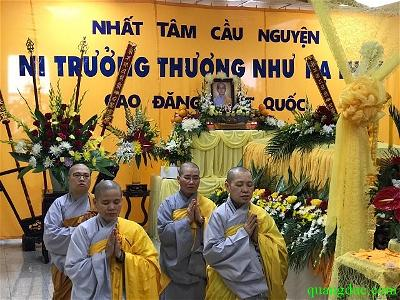 Le tang Ni Truong Thich Nu Nhu Thuy (16)