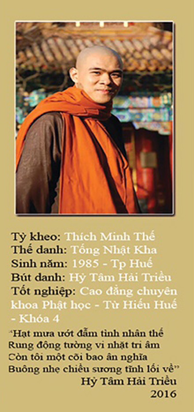 thich minh the