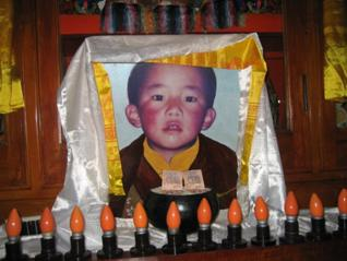 His Holiness the Panchen Lama 16