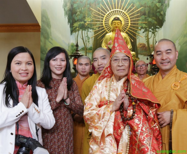 Quang Tinh KP va HT Nhu Hue