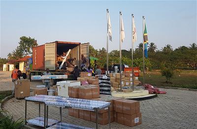Phật giáo Hàn Quốc Tiếp tục Tài trợ cho Giáo dục tại Tanzania 1