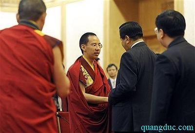 His Holiness the Panchen Lama 11 china