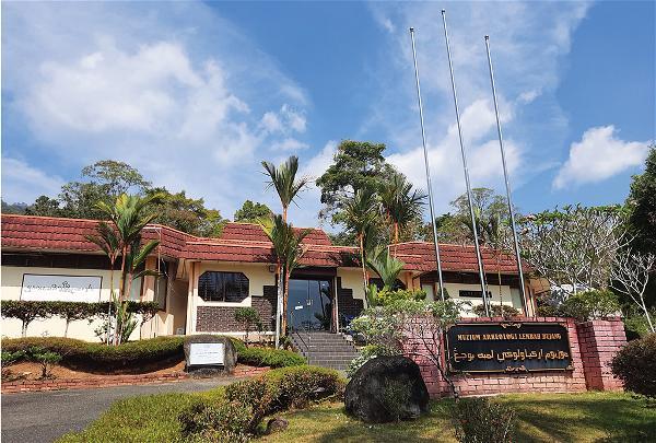 Malaysia Cổ vật Phật giáo tại Thung lũng Bujang-1