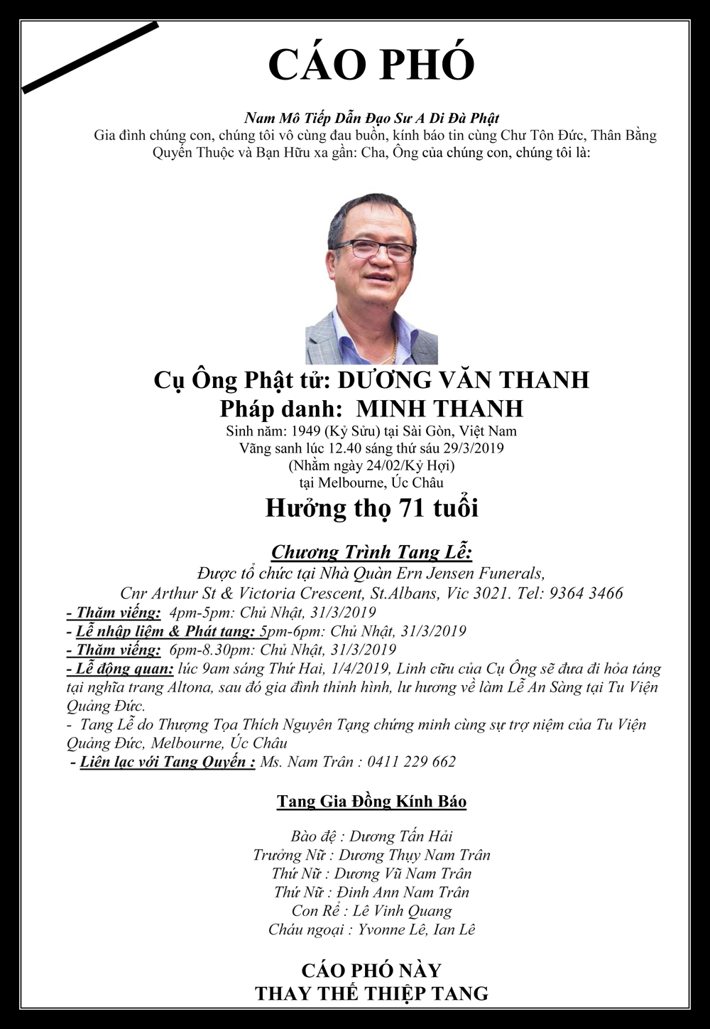 Duong van Thanh_Minh Thanh