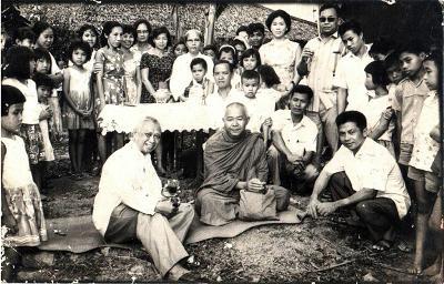 Thiền sư Ashin Jinarakkhita Cha đẻ và truyền Cảm hứng cho Phục hưng Phật giáo Indonesia Hiện đại 4